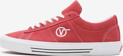 VANS Sneaker low 'UA Sid' i rustrød / hvid, Produktvisning