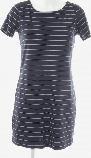 VILA Dress in S in Dark blue / White: Frontal view