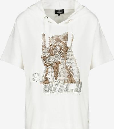 monari Shirt in Light beige / Silver / White, Item view