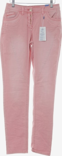 CECIL High Waist Jeans in 25-26/32 in hellrot: Frontalansicht