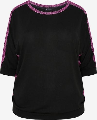 SPGWOMAN Shirt in mischfarben / pink / schwarz, Produktansicht