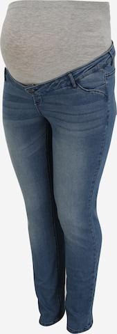 Mamalicious Curve Jeans 'SARNIA' in Blue