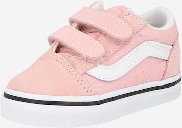 rozā VANS Brīvā laika apavi 'Old Skool'