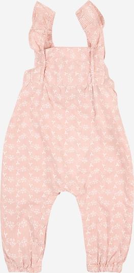 NAME IT Overall 'HETINA' in rosé / weiß, Produktansicht