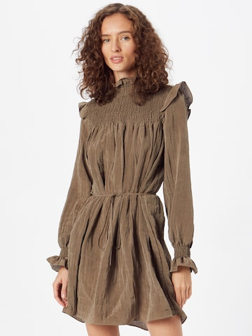 FRENCH CONNECTION Dress 'BOZA' in Brown