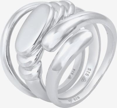 ELLI PREMIUM Sieraden set in de kleur Zilver, Productweergave
