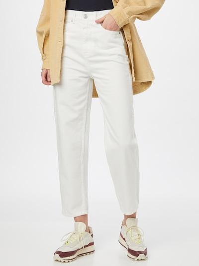 Whistles Jeans 'AUTHENTIC' in weiß, Modelansicht