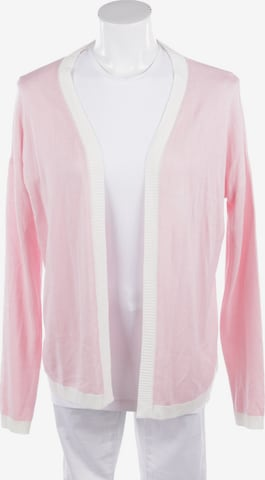 Anni Carlsson Pullover / Strickjacke in M in Pink