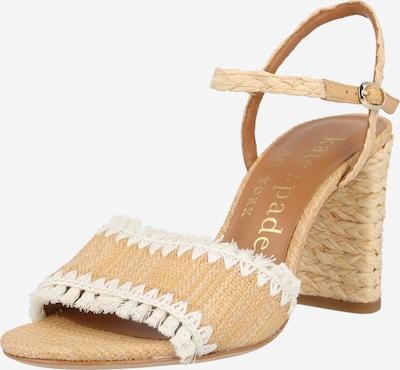Kate Spade Sandále 'OLIVIA' - béžová / biela, Produkt