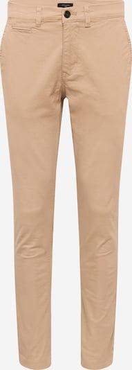 NEW LOOK Pantalon chino en beige, Vue avec produit