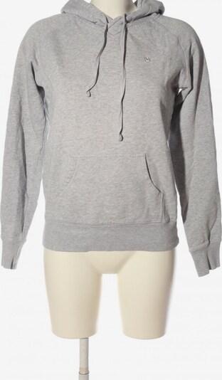 Fishbone Kapuzensweatshirt in M in hellgrau, Produktansicht