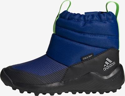 ADIDAS PERFORMANCE Boots in blau / schwarz, Produktansicht