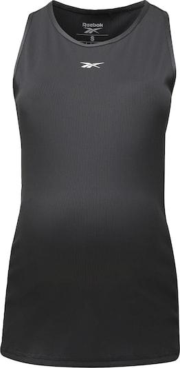 REEBOK Top in schwarz, Produktansicht