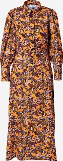Rochie tip bluză Closet London pe mai multe culori / portocaliu, Vizualizare produs