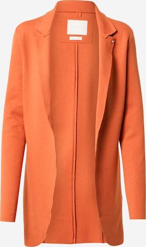 Rich & Royal Blazer in Orange