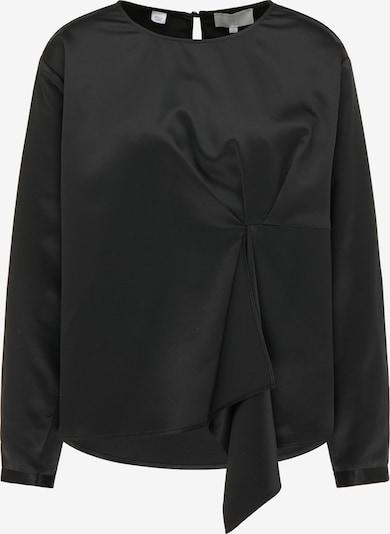 RISA Blouse in de kleur Zwart, Productweergave