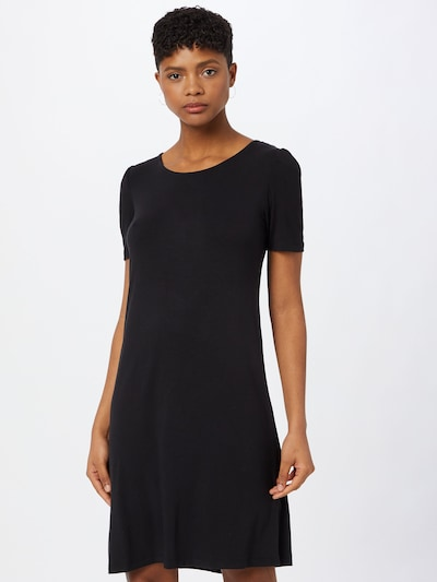 b.young Kleid 'SILIA' in schwarz, Modelansicht
