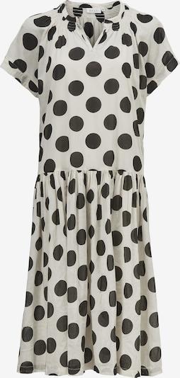 Masai Sommerkleid 'Oderno' in beige / schwarz, Produktansicht