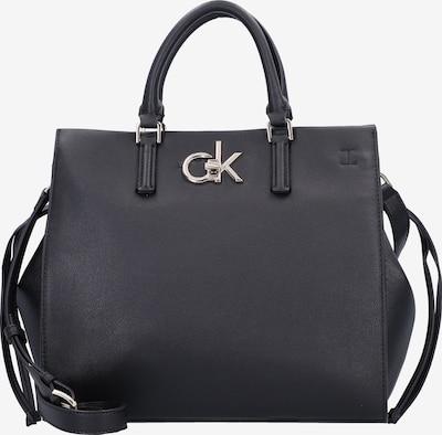 Calvin Klein Rokassomiņa, krāsa - melns, Preces skats