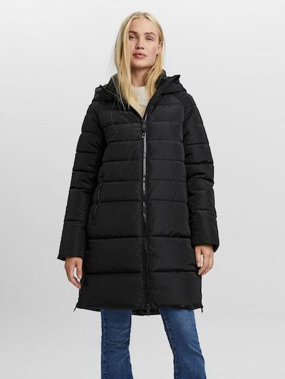 VERO MODA Winter Coat 'Helga' in Black, View model