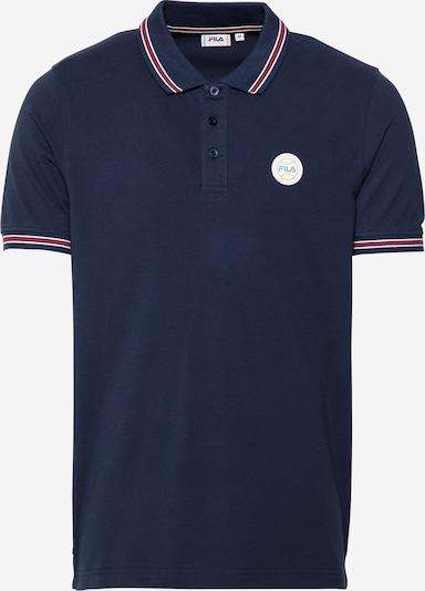 Tricou 'Erza' FILA pe albastru închis / alb, Vizualizare produs