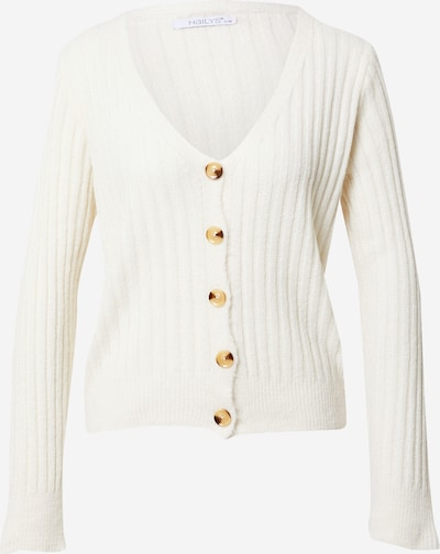 Hailys Knit cardigan 'Hannah' in Cream, Item view