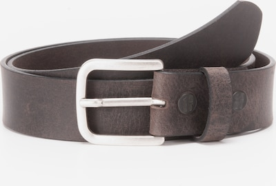 BA98 Ledergürtel in grau, Produktansicht