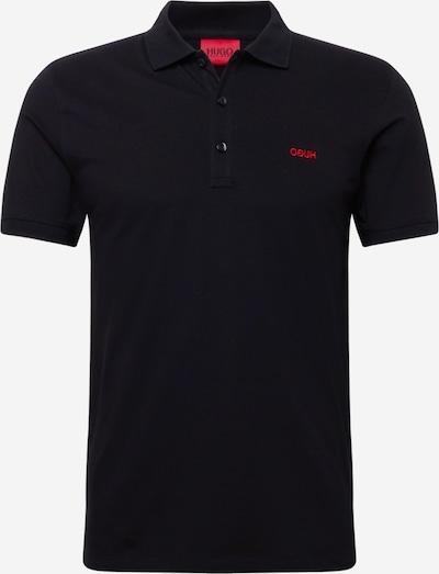 HUGO Shirt 'Dinos' in Red / Black, Item view