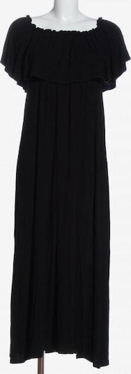H&M Maxikleid in M in schwarz, Produktansicht