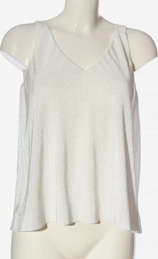 Lawrence Grey ärmellose Bluse in XS in wollweiß, Produktansicht