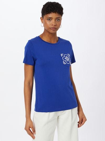 UNITED COLORS OF BENETTON T-shirt en bleu: Vue de face