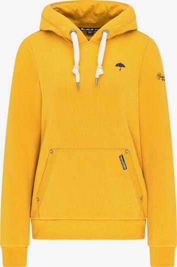 Schmuddelwedda Sweatshirt in curry, Produktansicht