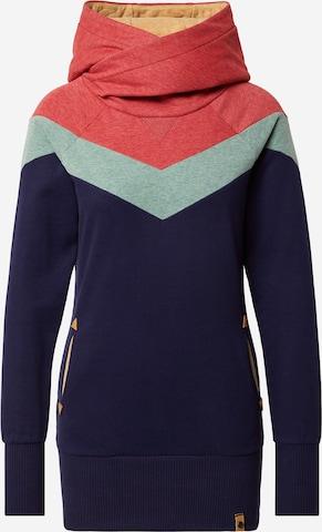 Fli Papigu Sweatshirt in Blue