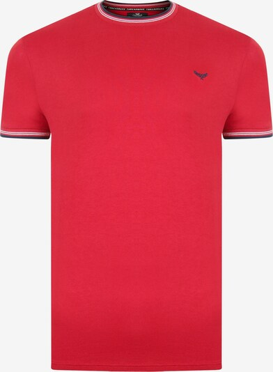 Threadbare T-shirt in rot, Produktansicht