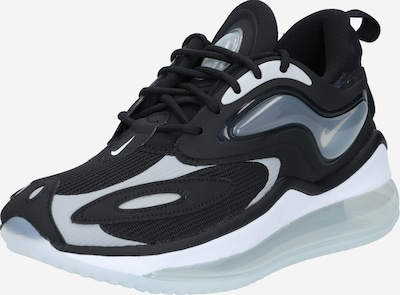 Nike Sportswear Låg sneaker 'Air Max Zephyr' i grå / svart / vit, Produktvy