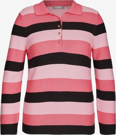 Rabe Strickjacken in rosa, Produktansicht