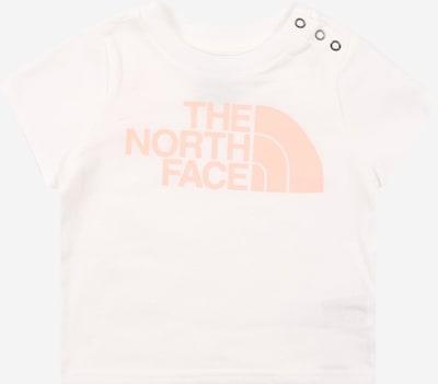THE NORTH FACE Shirt in rosa / weiß, Produktansicht