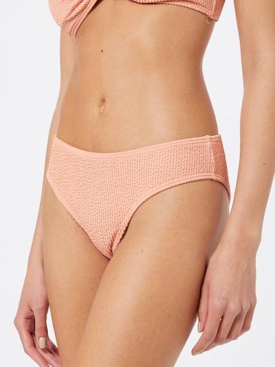 OBJECT Bikinihose 'LEANDRA' in pfirsich, Modelansicht