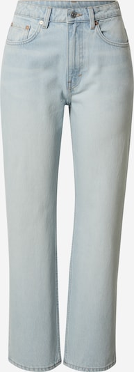 WEEKDAY Jean 'Voyage' en bleu clair, Vue avec produit