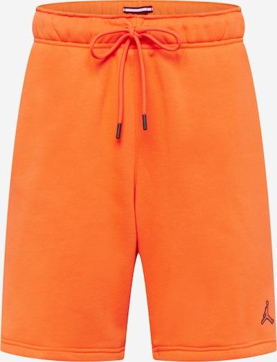 Pantaloni Jordan pe portocaliu mandarină, Vizualizare produs
