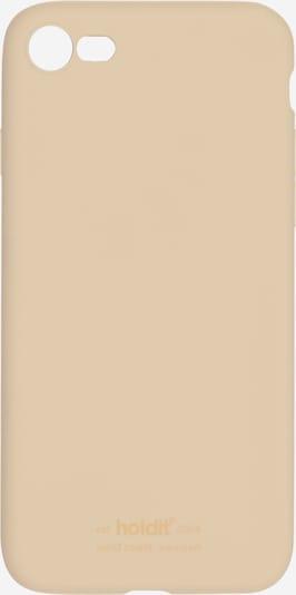 Holdit Etui na smartfona w kolorze beżowym, Podgląd produktu
