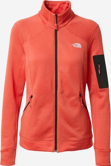 THE NORTH FACE Functionele fleece jas in de kleur Rood gemêleerd, Productweergave