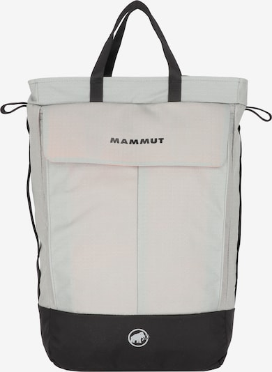 MAMMUT Sac à dos de sport en gris / noir, Vue avec produit