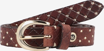 b.belt Handmade in Germany Gürtel in braun, Produktansicht