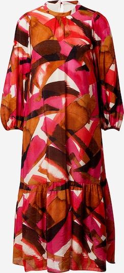 InWear Kleid 'PoppyI' in braun / hellpink, Produktansicht