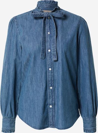 Polo Ralph Lauren Bluse 'ANGA' in indigo, Produktansicht