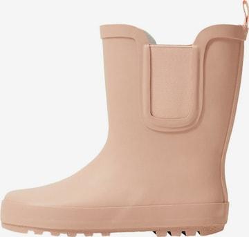 MANGO KIDS Rubber Boots 'raing' in Pink