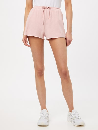 AMERICAN VINTAGE Hose 'Lifboo' in rosa, Modelansicht