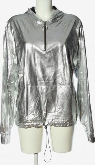 Collusion Kapuzensweatshirt in XXS in silber, Produktansicht
