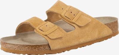 BIRKENSTOCK Pantolette in sand, Produktansicht